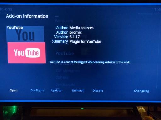 Watching YouTube on OSMC on Raspberry Pi - Blog