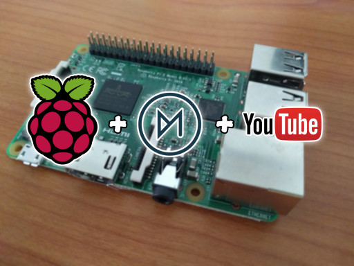 Raspberry Pi and OSMC and YouTube