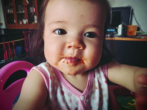 Annabelle Spaghetti Face