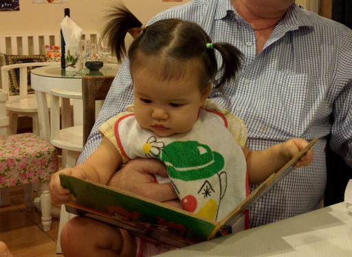Annabelle Reading