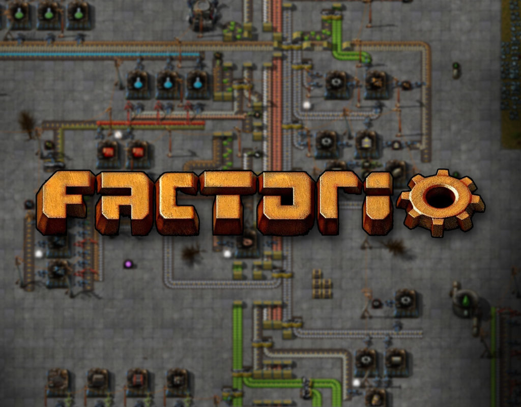 Building Massive Factories in Factorio - Blog